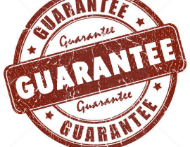 The MMSI Guarantee
